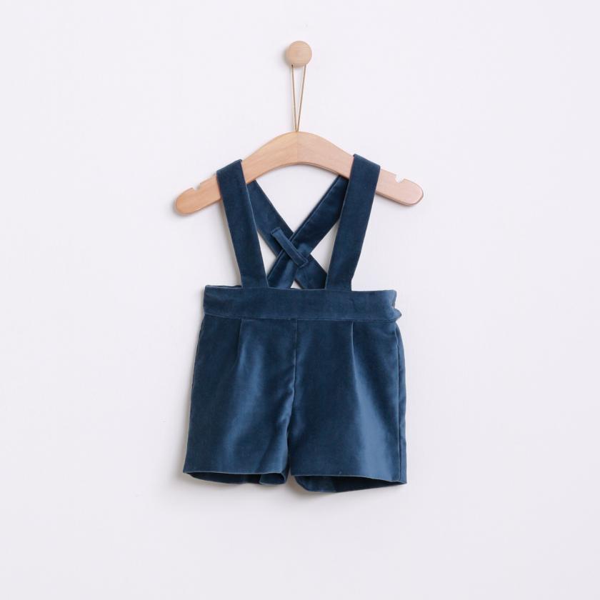 Velvet Handle-shorts