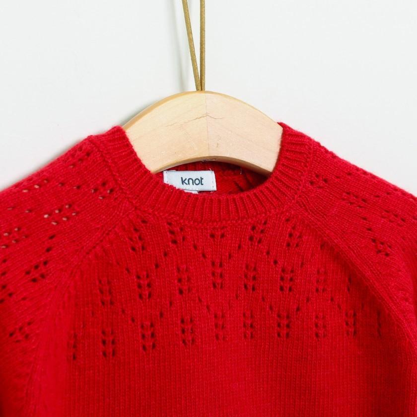 Camisola lã bebé Alan