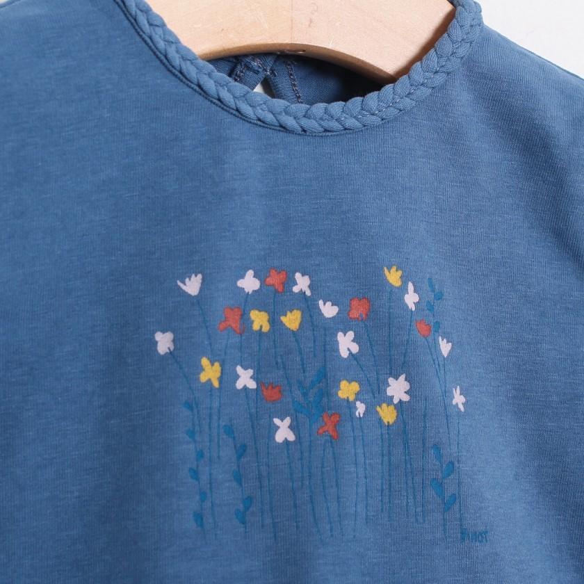 Woodland flowers t-shirt