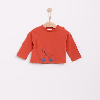T-shirt carrinha alfabeto