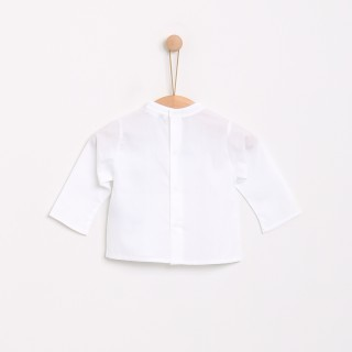 Popeline mao tunic