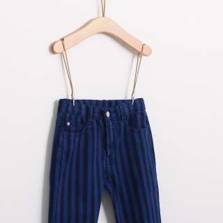 Striped Jake pants