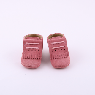 Botas bebé franjas