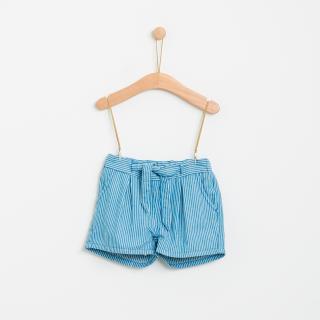 Fado striped shorts