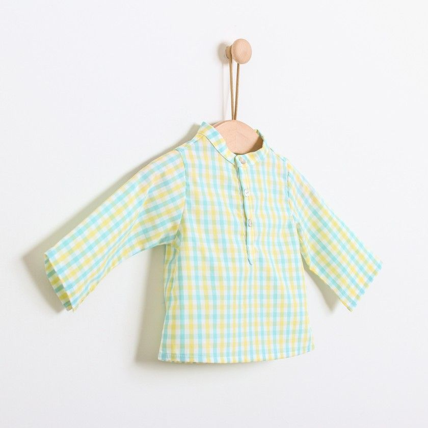 Camisa mao bordallo