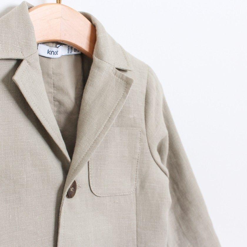 Linnen coat