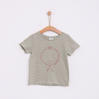 T-shirt dia da mãe menino (4-12y)