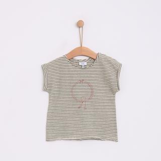 T-shirt dia da mãe menina (6-36m)