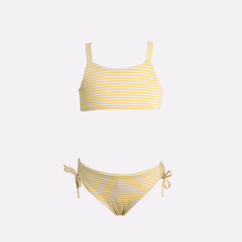 Sunshine stripes  bikini