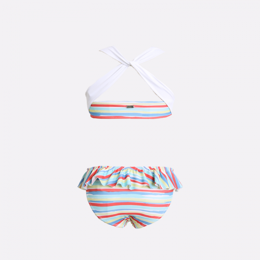 Bikini country stripes