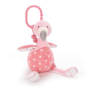 Peluche jellycat Flamingo Jitter