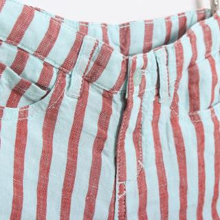 Calções beach stripes