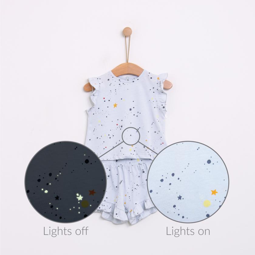 Pijama glowing sky