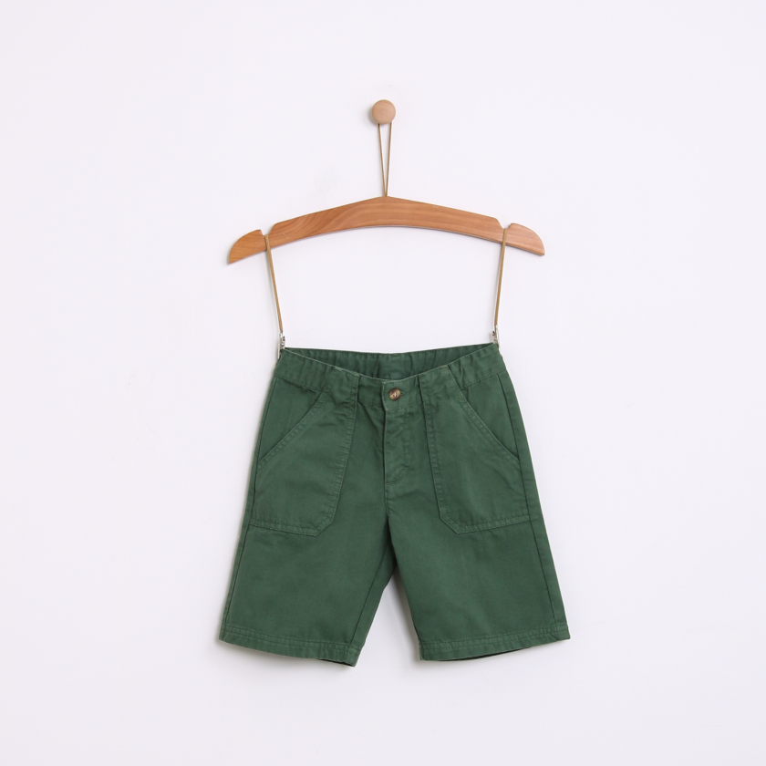 Pockets shorts
