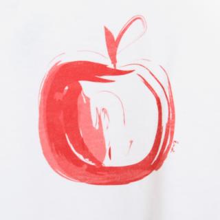 T-shirt maçã