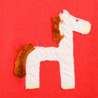 T-shirt burro