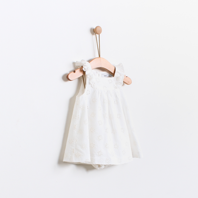 English embroidery dress