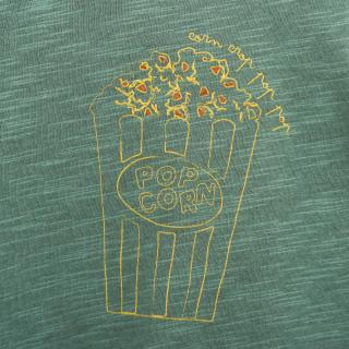 T-shirt milho