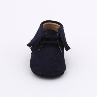 Baby fringe boots