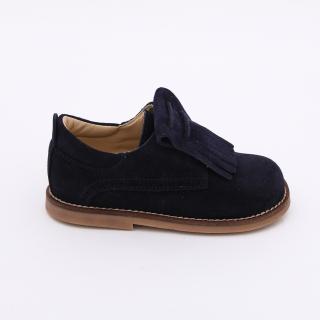 Sapatos carneiras com franjas