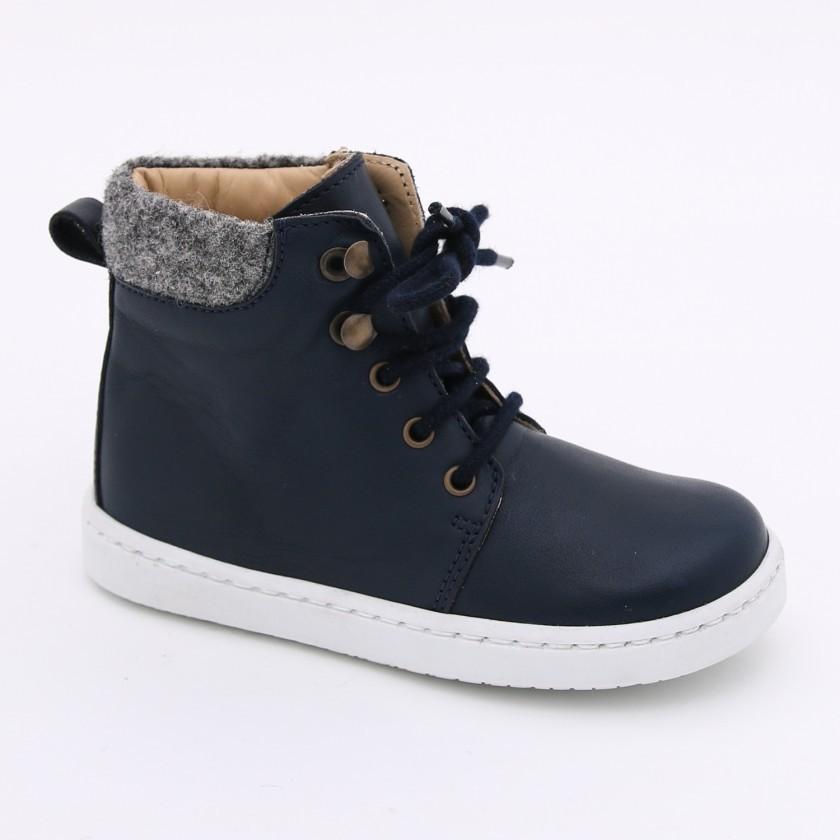 Felt boot/sneakers