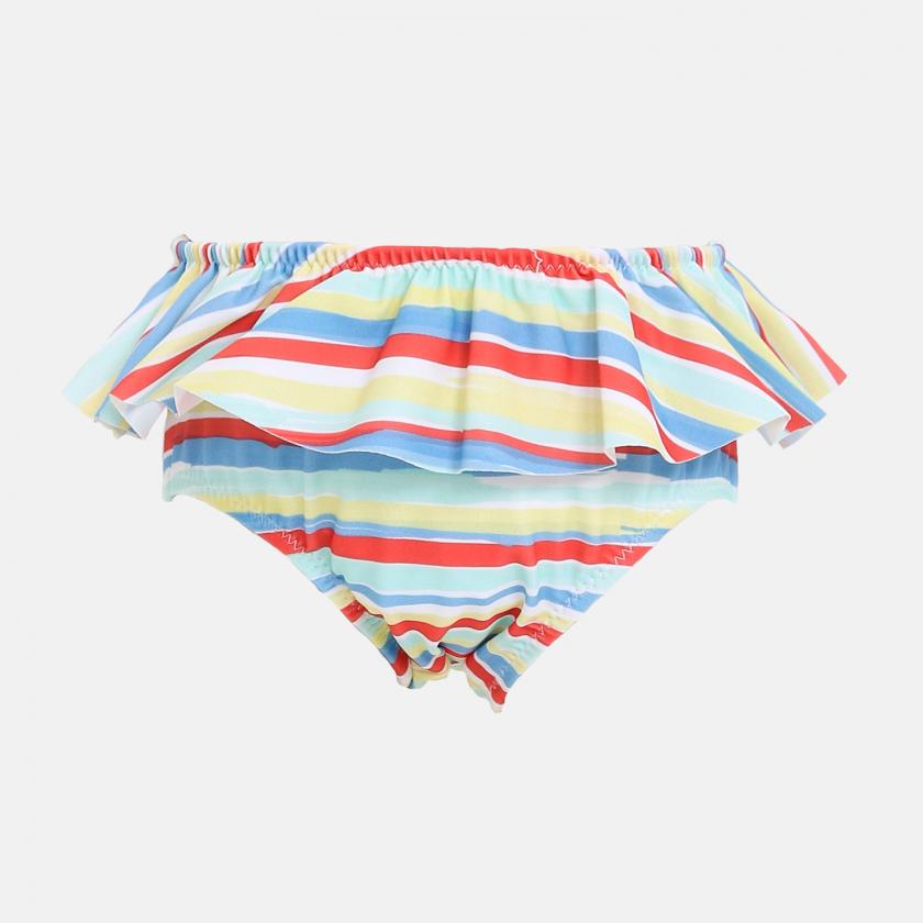 Cueca de banho country stripes