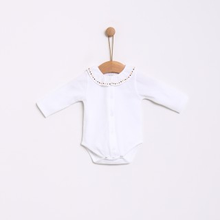 Body long sleeve baby Moon Star & Heart