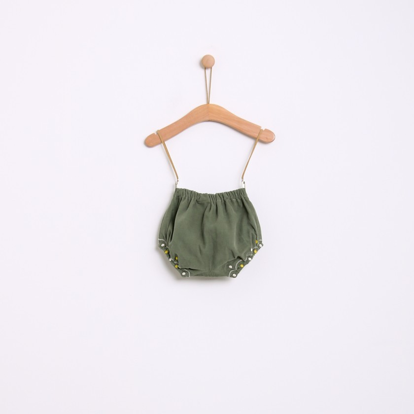 Embroided Bloomers