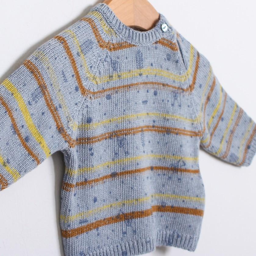Camisola tricot Dala Horse