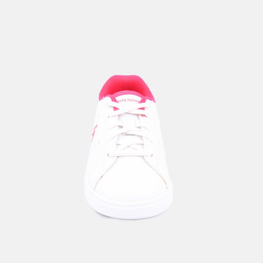 Ténis Le Coq detalhe rosa