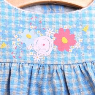 Vestido Hygge mini check