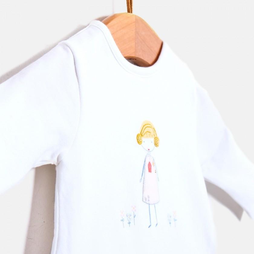 Body T-shirt Hygge Girl