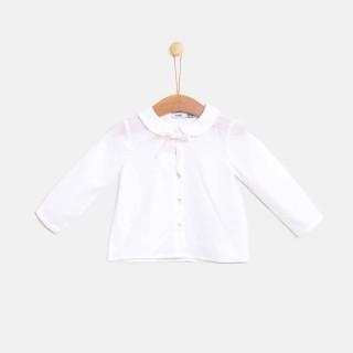Blusa bebé algodão Hava