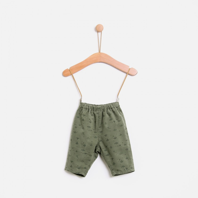 Viking sky baby trousers