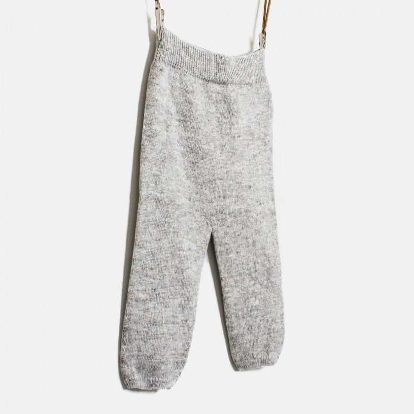 Calças tricot