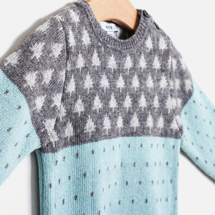 Pine Trees sweater
