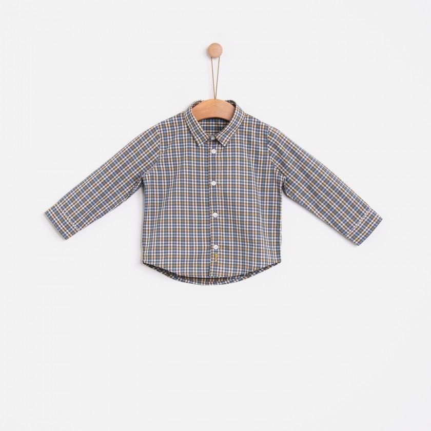 Camisa Scandic checks