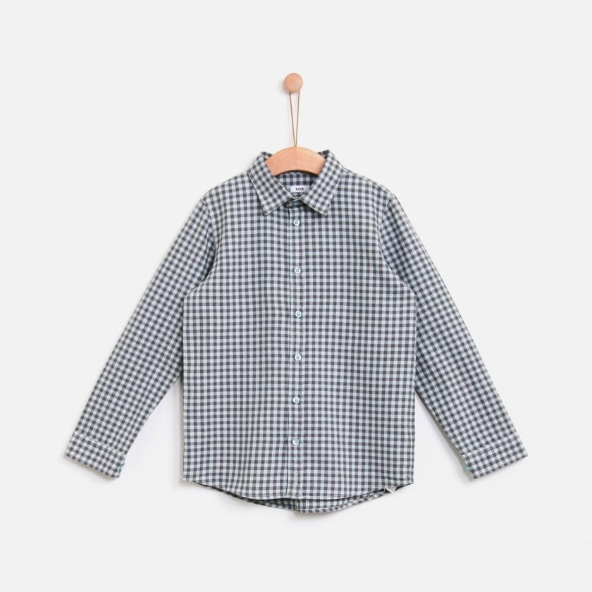 Camisa Soft checks