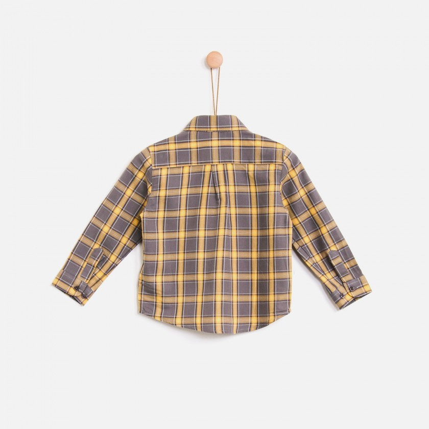 Nordic checks shirt
