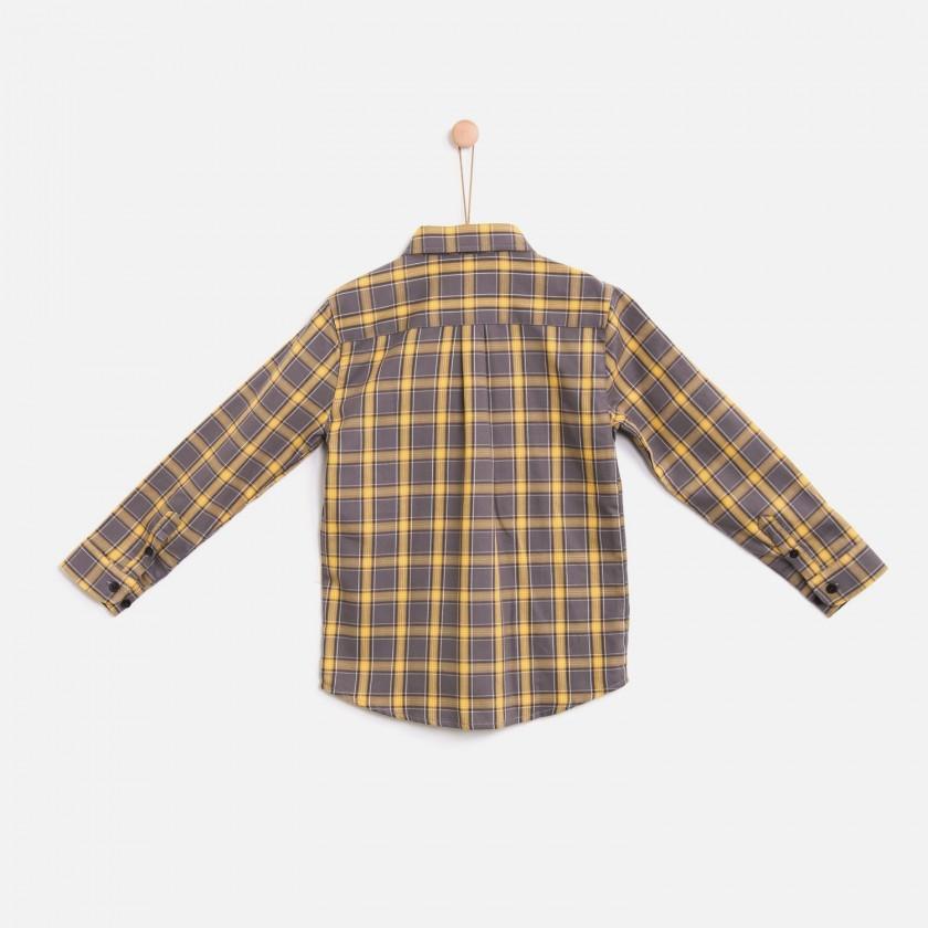Camisa Nordic checks