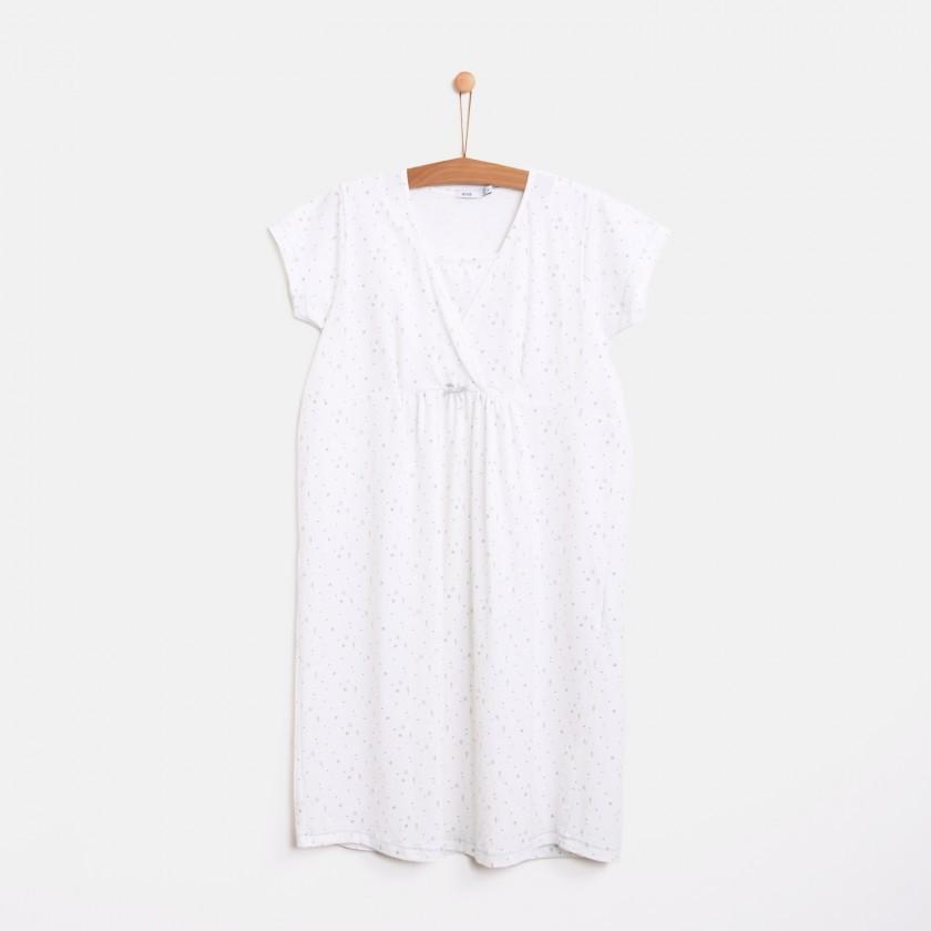 Faroe breastfeading gown