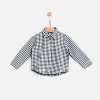 Camisa Soft checks