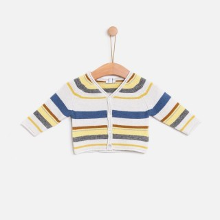 Little hygge striped jacket