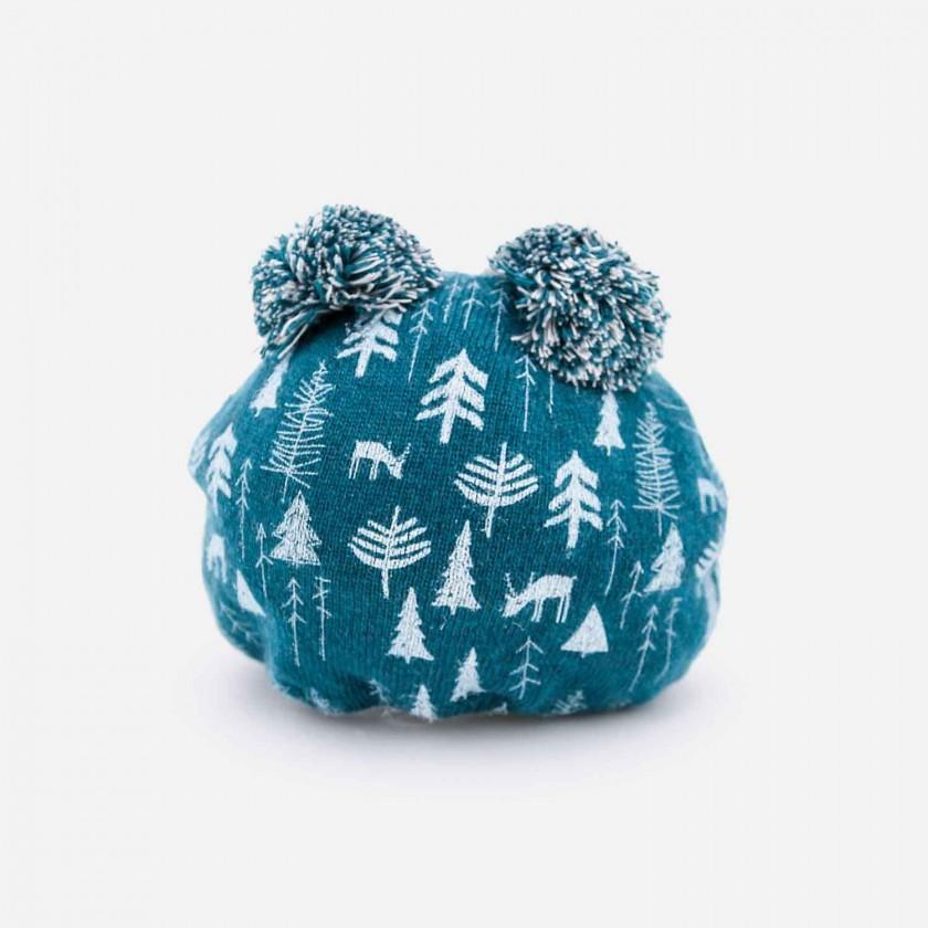 Gorro tricot kornsno forest