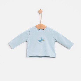 Baby long sleeve t-shirt cotton Oh deer