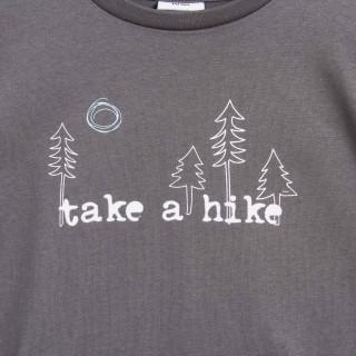 T-shirt floresta c/ textura