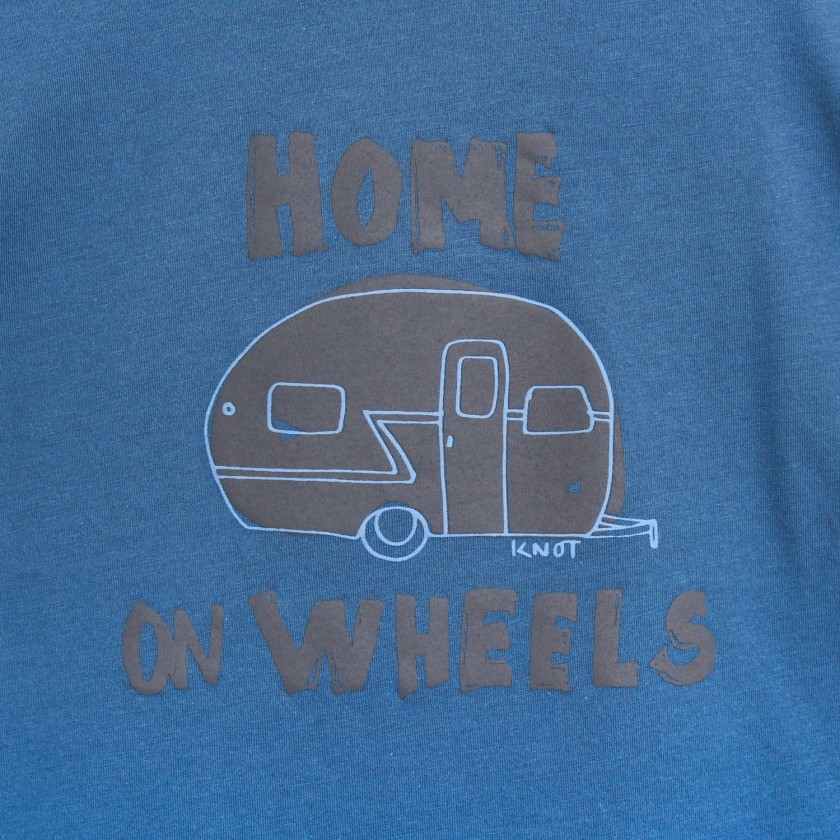 T-shirt home on weells