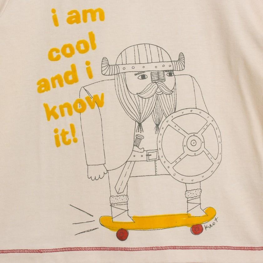 T-shirt cool skatter