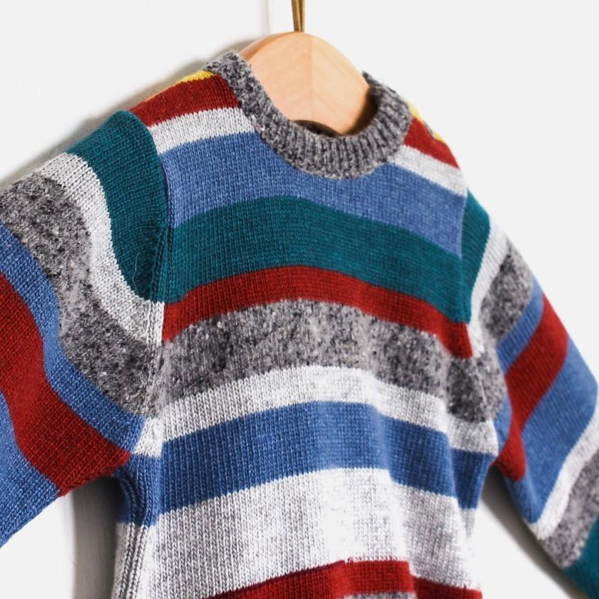 Camisola Scandic stripes
