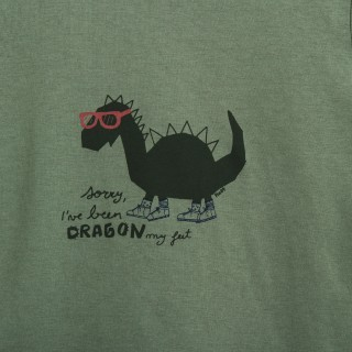 camiseta cool dragon